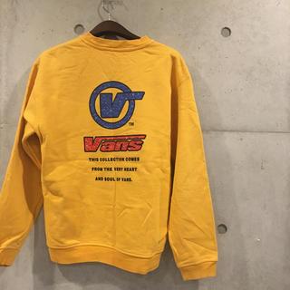 ヴァンズ(VANS)の90's vans USA製スエットトレーナー(スウェット)