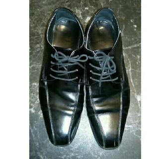 ビジネスシューズ 25.5 革靴(ドレス/ビジネス)