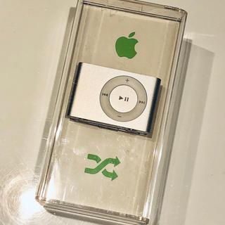 アップル(Apple)の未使用★アップルApple iPod shuffle 1GB MA564J/A(ポータブルプレーヤー)