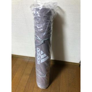アディダス(adidas)のアディダス adidas ヨガマット 173cm × 61cm × 4mm 美品(ヨガ)
