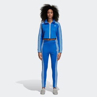 アディダス(adidas)のadidas track pants タグ付き美品(ウェア)