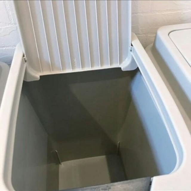 うめ様 ゴミ箱 3個 セット 分別 キッチン インテリア/住まい/日用品のインテリア小物(ごみ箱)の商品写真