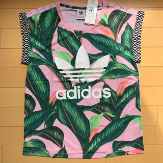 アディダス(adidas)のadidas アディダス レディース オリジナルス TEE(Tシャツ(半袖/袖なし))