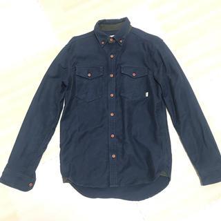 アーモンド(ALMOND)のALMOND メンズオーバーシャツ(シャツ)