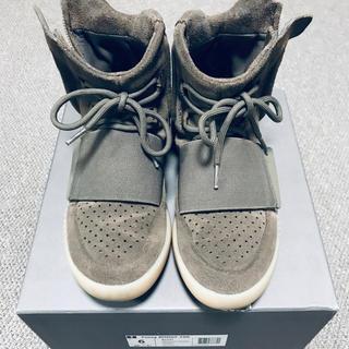 アディダス(adidas)の確実正規品 yeezy boost 750 ブラウン(スニーカー)