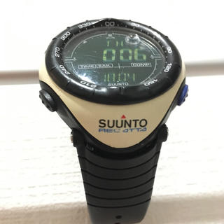 スント(SUUNTO)のスント レガッタ   SUUNTO 腕時計(腕時計(デジタル))