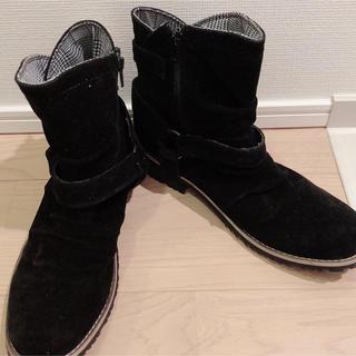 ザラ(ZARA)のショートブーツ(ブーツ)