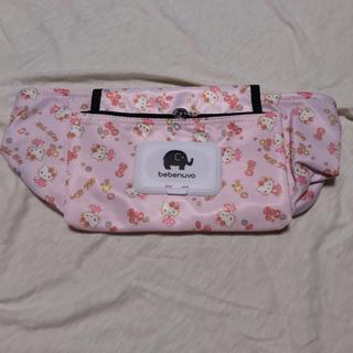 【春色セール】新品 ベビーカー用バッグ 収納 ドリンクホルダー オーガナイザー(ベビーカー用アクセサリー)