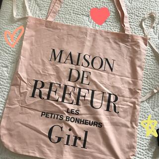 メゾンドリーファー(Maison de Reefur)のメゾンドリーファ コットンエコバッグ(エコバッグ)