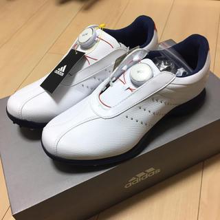 アディダス(adidas)の新品未使用☆アディダスゴルフシューズ(シューズ)