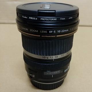 キヤノン(Canon)のキャノン Canon EF-S 10-22mm F3.5-4.5 USM(レンズ(ズーム))