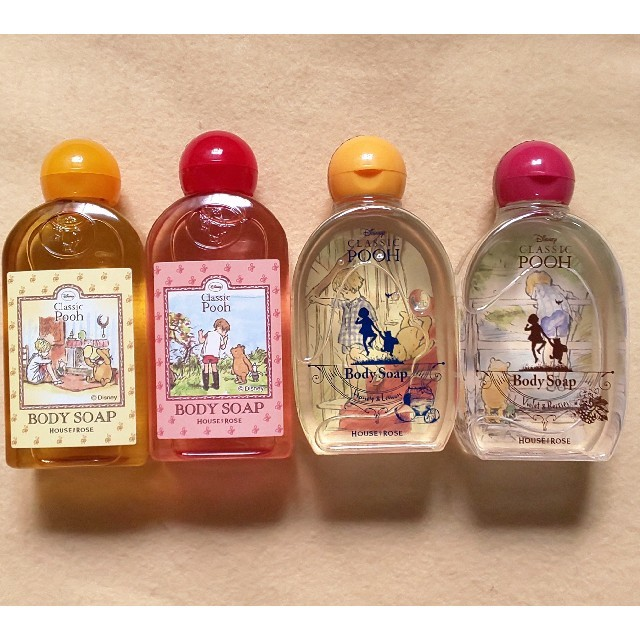 HOUSE OF ROSE(ハウスオブローゼ)のボディソープ ハウスオブローゼ クラシック プー コスメ/美容のボディケア(ボディソープ / 石鹸)の商品写真