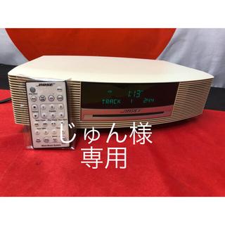ボーズ(BOSE)のBOSE Wave Music System /III Wifi CDとても綺麗(スピーカー)