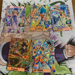 カード ドラゴンボール  星4 レア(カード)