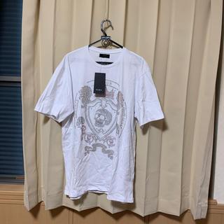 ザラ(ZARA)のザラメンズ  トップス新品  (Tシャツ/カットソー(七分/長袖))