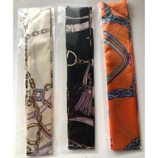 スカーフ 3本セット(バンダナ/スカーフ)