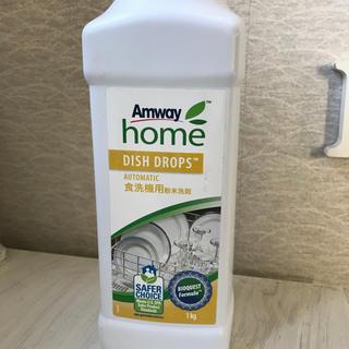 アムウェイ(Amway)の食洗機用粉末洗剤  ディッシュ・ドロップ(洗剤/柔軟剤)