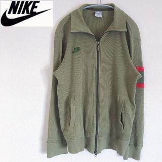 ナイキ(NIKE)の【人気のビッグサイズ XL】ナイキ トラックジャケット 薄手(ジャージ)