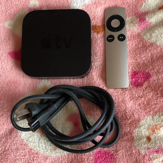 アップル(Apple)のApple TV 第3世代 MD199J(A1469) 即購入OK(その他)