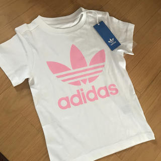 アディダス(adidas)の新品 adidas アディダス 半袖 Tシャツ 120(Tシャツ/カットソー)