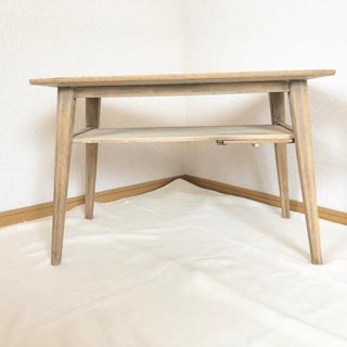 ● 木製 ローテーブル  古道具●(ローテーブル)