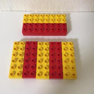レゴ(Lego)のレゴ デュプロ   ロングブロック(積み木/ブロック)
