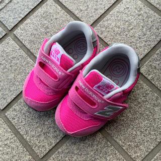 ニューバランス(New Balance)のNew Balance★ベビー靴★13センチ★美品(スニーカー)