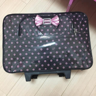 トゥララ(TRALALA)の横向きキャリーバッグ(スーツケース/キャリーバッグ)