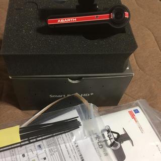 アバルト ドラレコ ドライブレコーダー(セキュリティ)