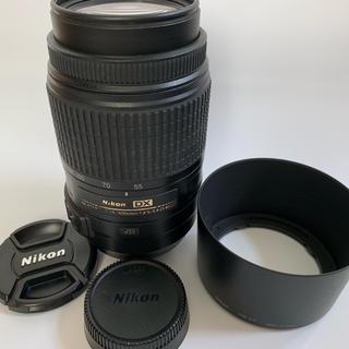 ニコン(Nikon)のみほ様専用 Nikon 55-300(レンズ(ズーム))