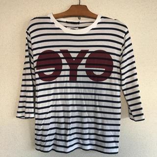 ジュンヤワタナベコムデギャルソン(JUNYA WATANABE COMME des GARCONS)のカットソー(Tシャツ/カットソー(七分/長袖))