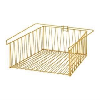 イケア(IKEA)のIKEA カラックス ワイヤーバスケット(バスケット/かご)