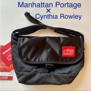 マンハッタンポーテージ(Manhattan Portage)のマンハッタンポーテージ☆シンシアローリー ミニNYメッセンジャーバッグ(メッセンジャーバッグ)