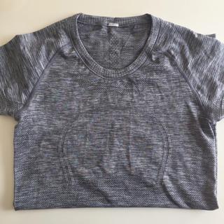 ルルレモン(lululemon)のルルレモン ストレッチシャツ(Tシャツ(半袖/袖なし))