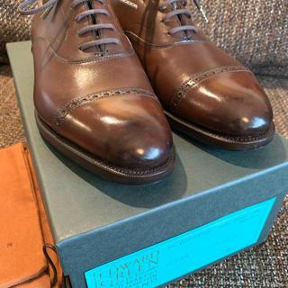エドワードグリーン(EDWARD GREEN)の新品未使用/エドワードグリーン/Edward Green/バークレー/革靴/5E(ドレス/ビジネス)