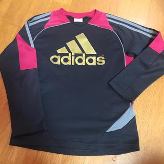 アディダス(adidas)のアディダスロンT130センチ(Tシャツ/カットソー)