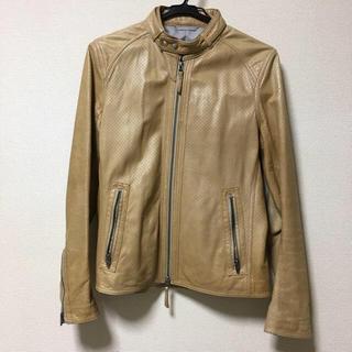 ボイコット(BOYCOTT)のレザージャケット leather jacket(レザージャケット)