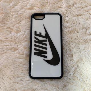 ナイキ(NIKE)のiPhone6ケース(iPhoneケース)