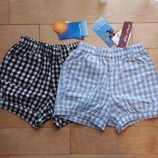 シマムラ(しまむら)の新品150㎝夏パンショートパンツ2枚セット(パンツ/スパッツ)