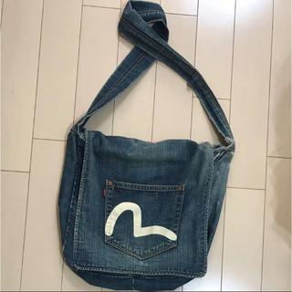 エビス(EVISU)のエヴィス ショルダーバッグ 鞄 デニム エビス(ショルダーバッグ)