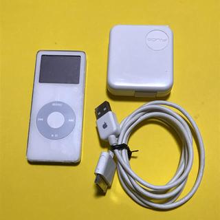 アップル(Apple)のI pod. nano. (第1世代)(ポータブルプレーヤー)