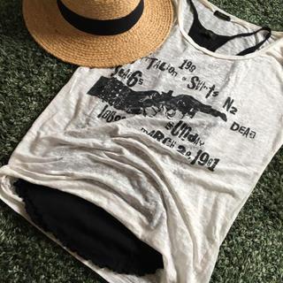バラク(Barak)のBARAK Tシャツ タンクトップ(Tシャツ(半袖/袖なし))