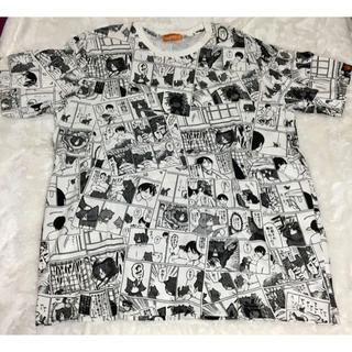 シマムラ(しまむら)のニャアアアン!  Tシャツ  (Tシャツ/カットソー(半袖/袖なし))