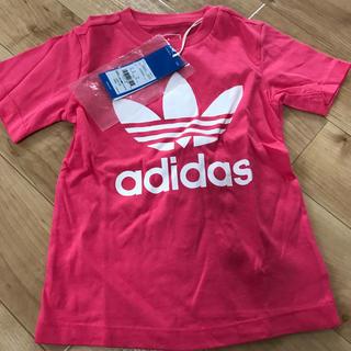 アディダス(adidas)の新品★アディダス★キッズ★Tシャツ★100(Tシャツ/カットソー)