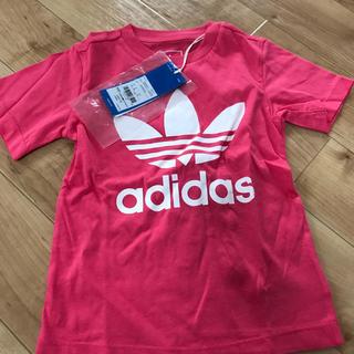 アディダス(adidas)の新品★アディダス★キッズ★Tシャツ★90(Tシャツ/カットソー)