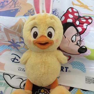 ディズニー(Disney)のディズニー イースター 2019 うさピヨ ぬいぐるみ(ぬいぐるみ)