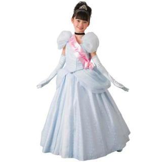 ディズニー(Disney)のマフィン様専用♡シンデレラ プレミアムドレス 140 極美品 (その他ドレス)