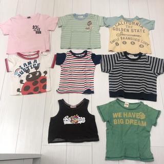 ファミリア(familiar)のベビー服 / Tシャツ 半袖 90cm(Tシャツ/カットソー)