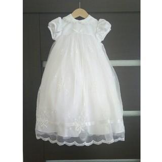 新生児セレモニーベビードレス (お宮参り用品)