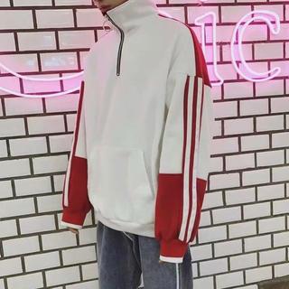 ナイキ(NIKE)のライン アノラック 韓国ファッション オルチャン 新品未使用 送料無料 即日発送(その他)